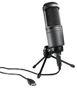 microphone AT2020 USB